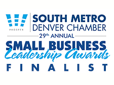 Dr. Lee Weisbard is active in the local business community and was selected as a finalist in the 2014 South Metro Denver Chamber of Commerce Small Business Leadership Awards.