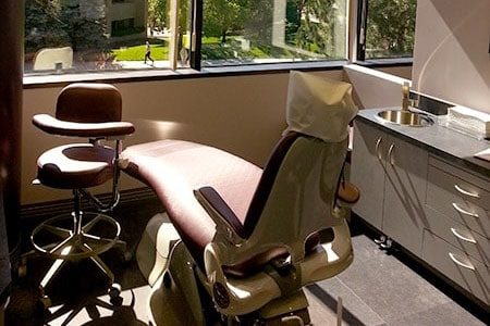 Weisbard Dental - Dental Chair